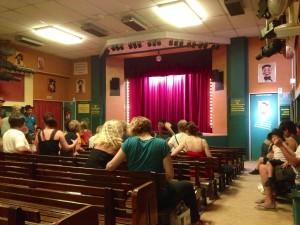 リュクサンブール公園に常設されている人形劇場